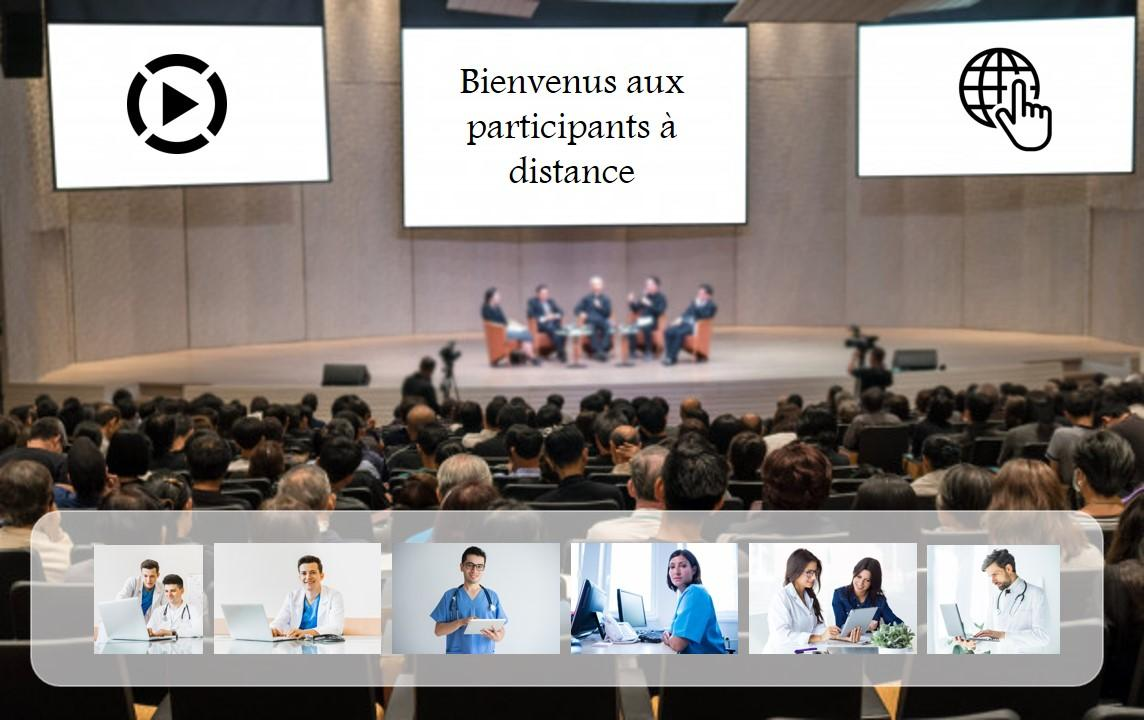Symposium en streaming interactif
